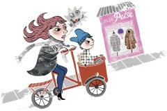 Illustration til Læselet bøger