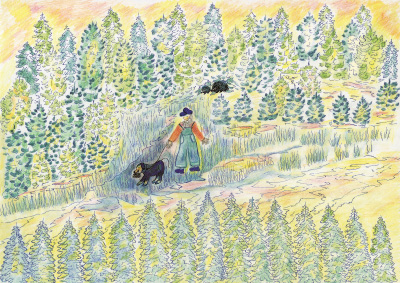 Freja og pindsvineungerne