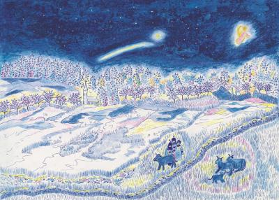 Jul på gården