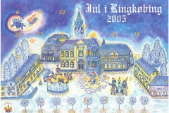 Julekalender 2005 Ringkøbing