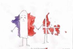 Jeg Suis Europærer - Illustration til web