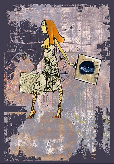 FASHION_drawing Alice Snerle Lassen - www.allustrations.com