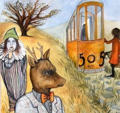 Alice Snerle Lassen - The Tramway