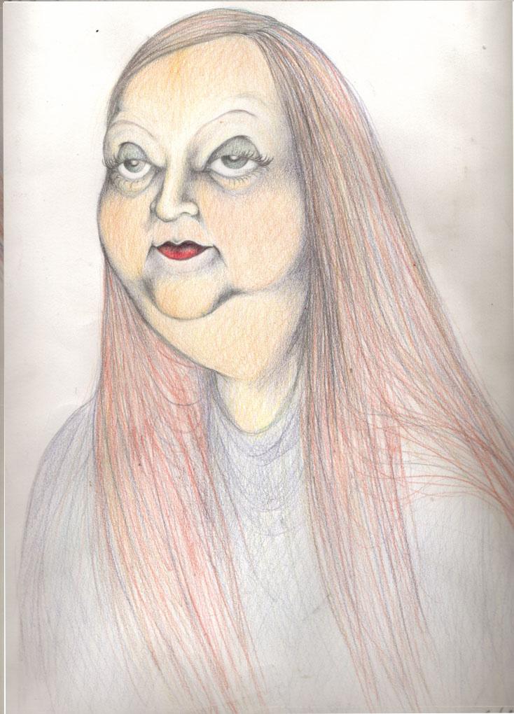LIsbeth Knudsen - Alice Snerle Lassen - www.allustrations.com