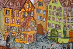 JULEKORT_Christianshavn Alice Snerle Lassen - www.allustrations.com