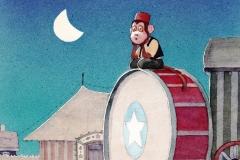 Peter i cirkus