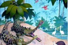 En prut i junglen