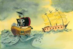 sørøverskibe