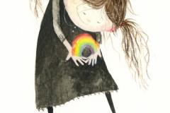 Marlene-med-mini-regnbue