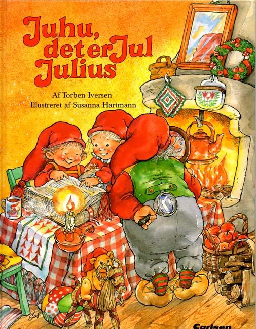 Juhu det er jul, Julius