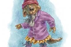 vinterhund