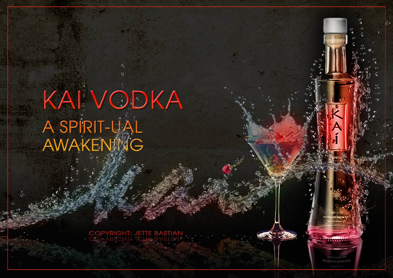 Vodka Advertising