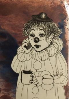 Illustration til børnebog -  Alice Snerle Lassen