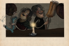 The tallow candle 9 - Anja Gram