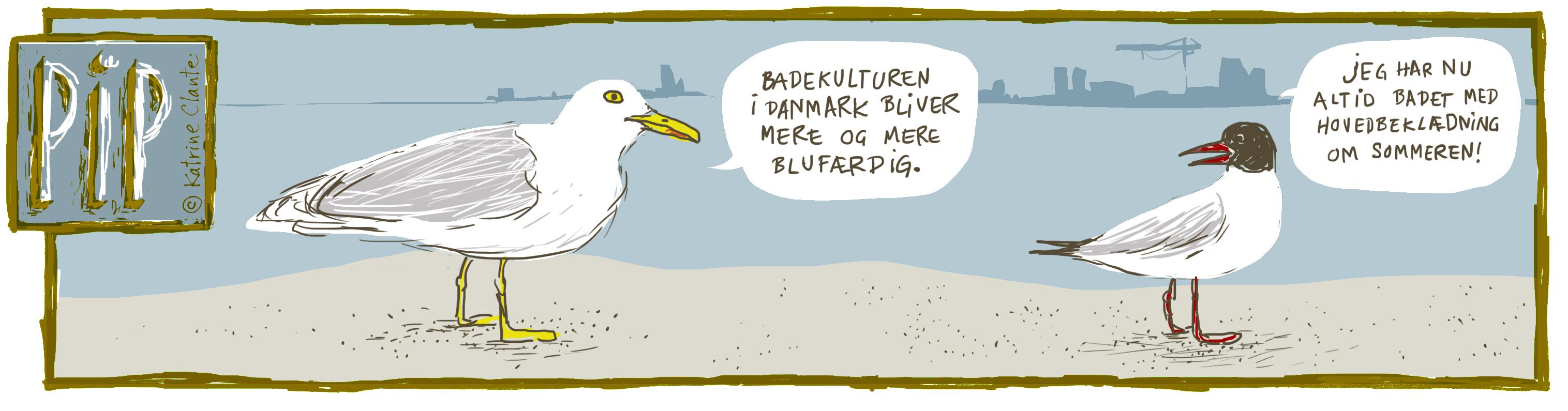 Katrine Clante - Østerbro Avis