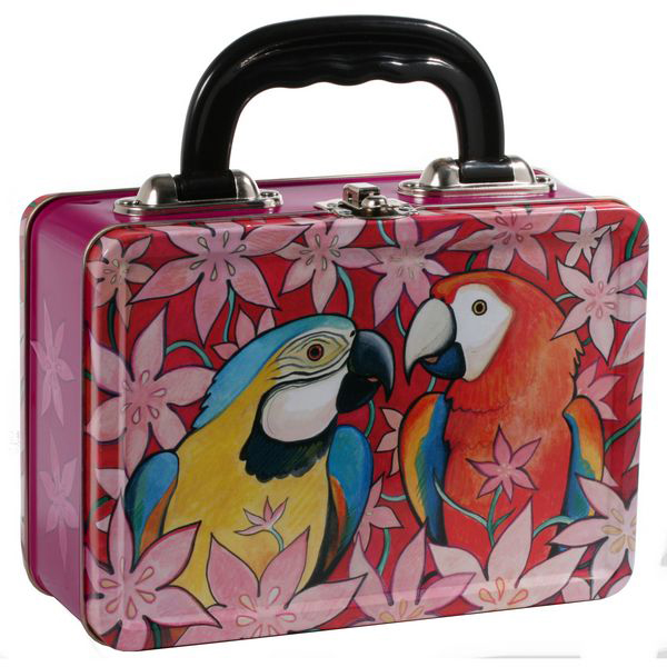 ill lunchbox parrot