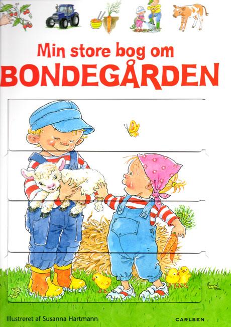 Min store bog om BONDEGÅRDEN